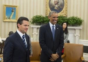 US-MEXICO-DIPLOMACY-OBAMA-NIETO