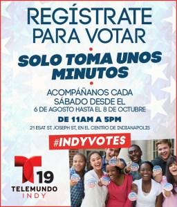 Register to Vote-Telemundo
