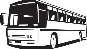 An empty bus