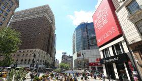 Ryan Seacrest Launches Ryan Seacrest Distinction Rio At Macy's Herald Square