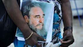 CUBA-CASTRO-DECEASE-MEMORIALS