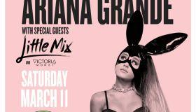 Ariana Grande - Dangerous Woman Tour - WNOW
