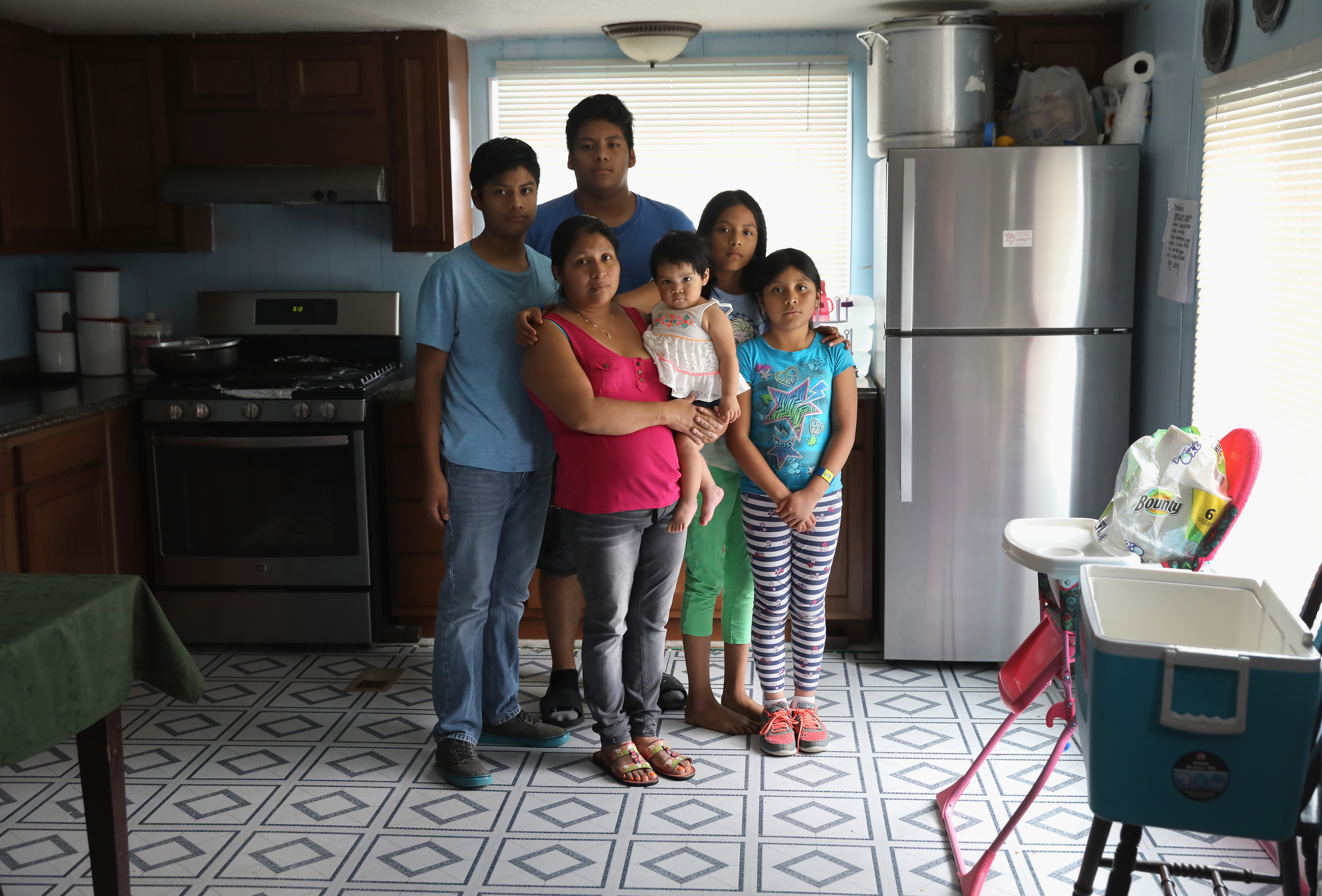 Undocumented Parents Face Deportation And Family Separation