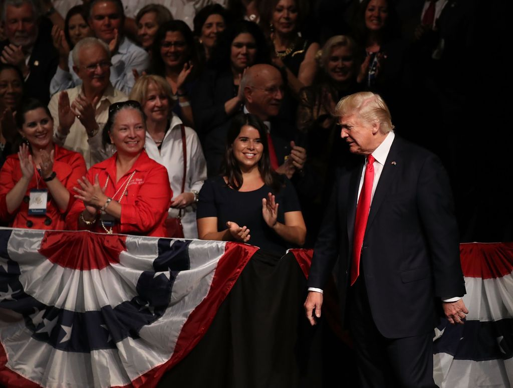 President Trump Delivers Remarks On US-Cuba Relations In Miami