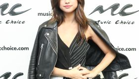 Selena Gomez Visits Music Choice