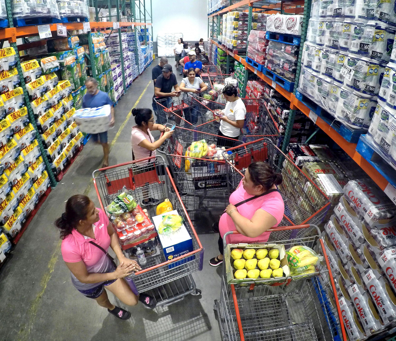Irma rips across islands on course toward Florida
