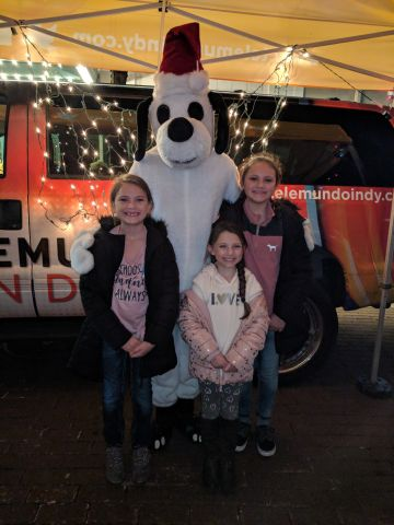 Circle of Lights 2017 - Telemundo Indy