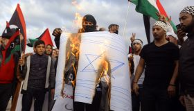 LIBYA-PALESTINIAN-ISRAEL-CONFLICT-US-JERUSALEM