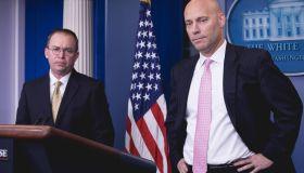 White House Briefing on U.S. Shutdown