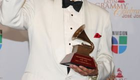 Univision and the Latin Recording Academy Honor Jose Jose - Arrivals