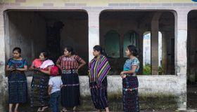Daily Life around Lake Atitlan in Guatemala