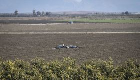 US drone crashes in a field in Turkey's Adana