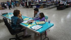 Immigrant Respite Center Almost Empty As Number Of Crossings Plummets