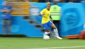 2018 FIFA World Cup - Group E - Brazil v Switzerland