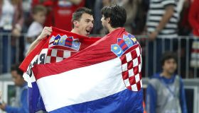 2018 FIFA World Cup - Semi Final - England v Croatia