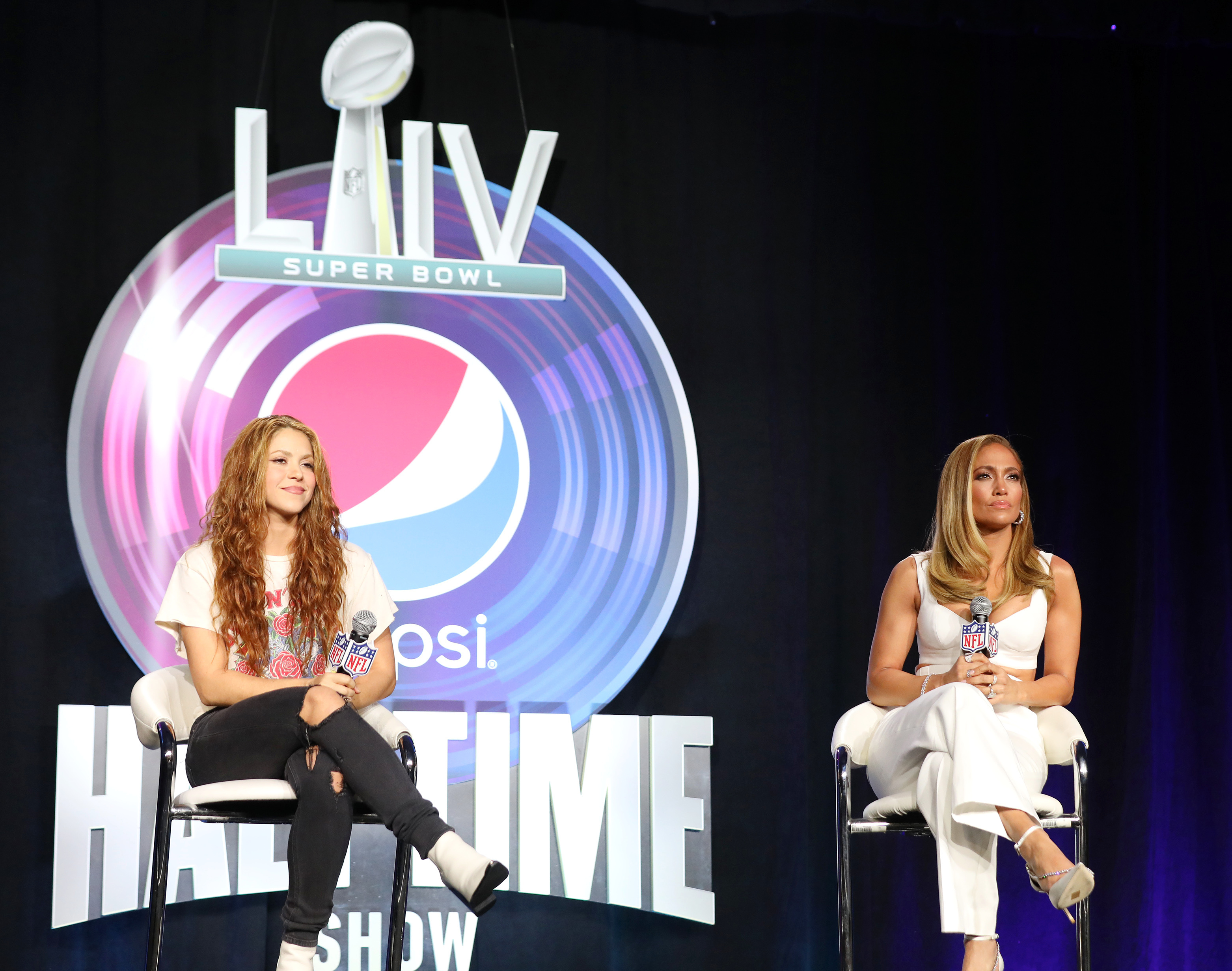 Pepsi Super Bowl LIV Halftime Show Press Conference