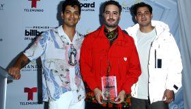 2019 Latin Billboard Awards Media Lounge