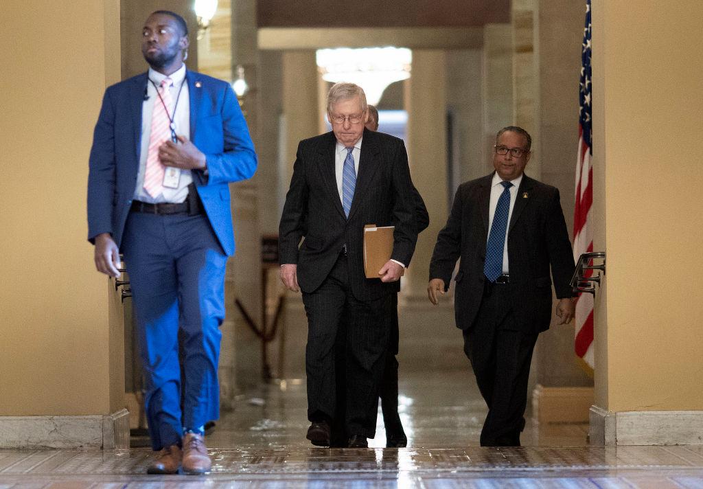 Senate Takes Up Coronavirus Relief Bill Passed By House
