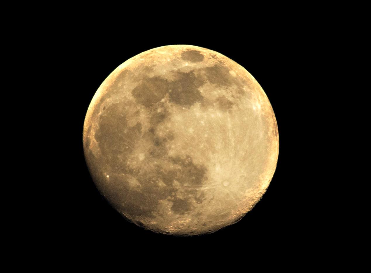 SuperPink Moon