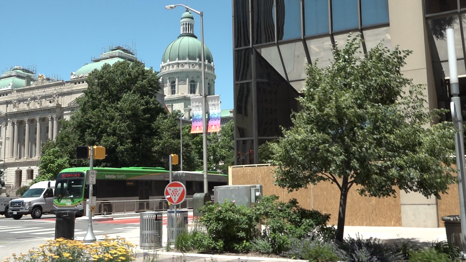 Indianapolis Downtown
