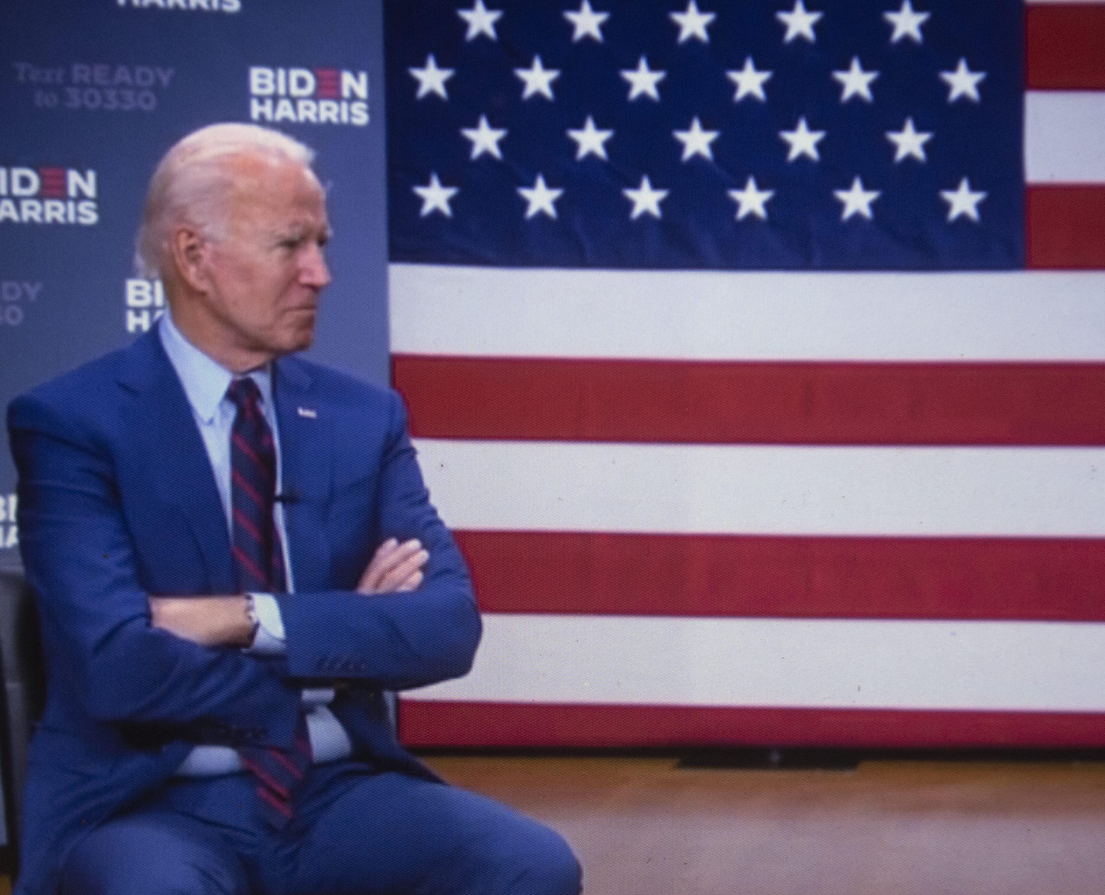 Dwayne Johnson My conversation with Joe Biden and Kamala Harris