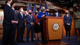 Second Senate Impeachment Trial Of Donald Trump