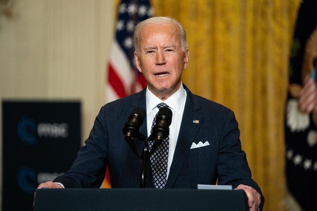 President Biden Speaks During Virtual Munich Security Conference