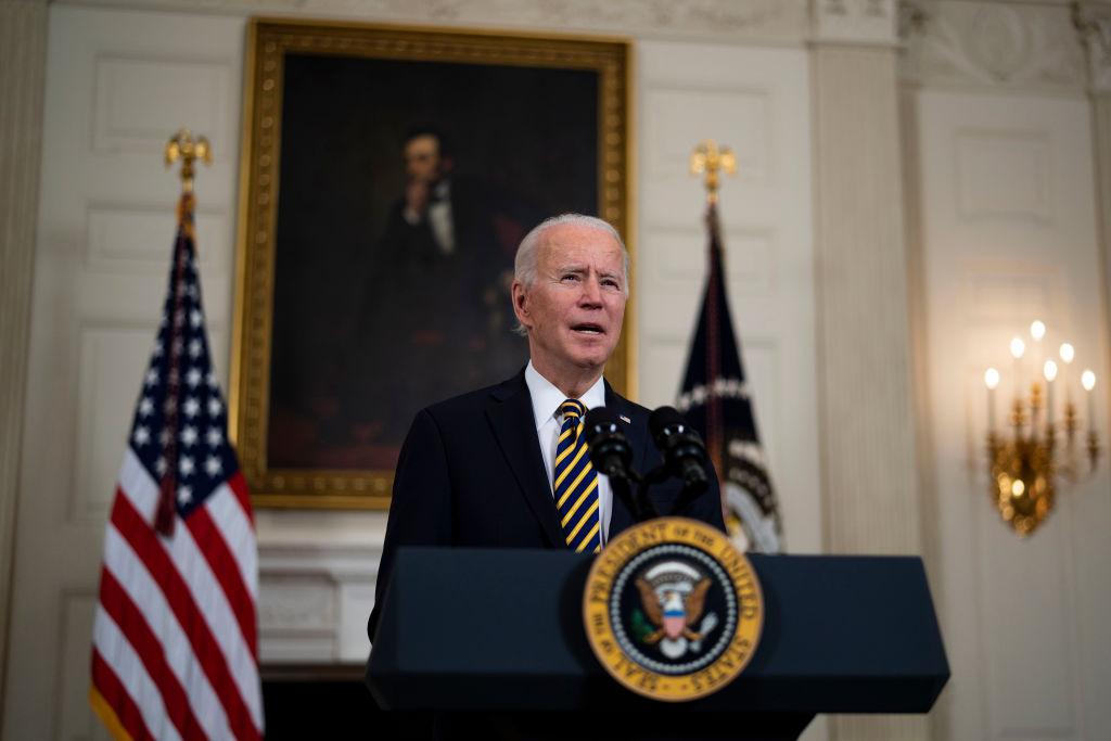 President Biden Signs Executive Order On Economy