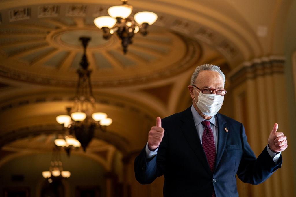 Senate passes COVID-19 Relief Bill