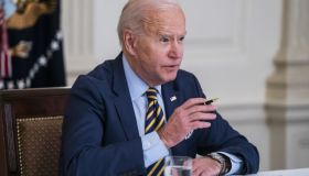 President Biden Meets Virtually With Leaders Of Japan, Australia And India