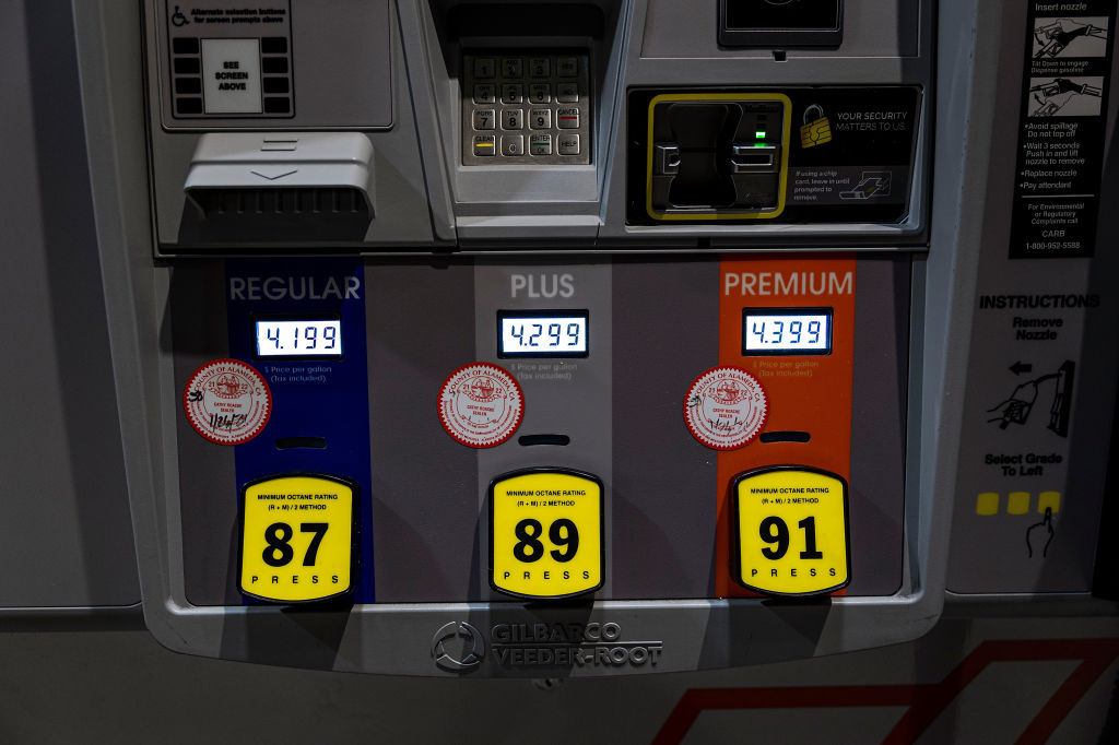 California Drivers Rev Up Gasoline Demand In Biggest State