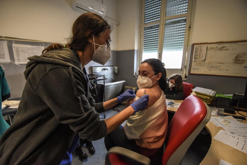 Trial Of The Italian Anti Covid Vaccine