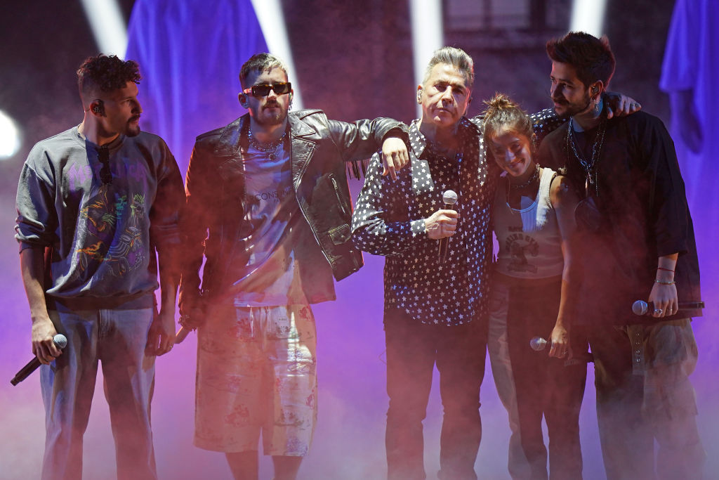 Univision's 33rd Edition of Premio Lo Nuestro a la Música Latina - Day 1
