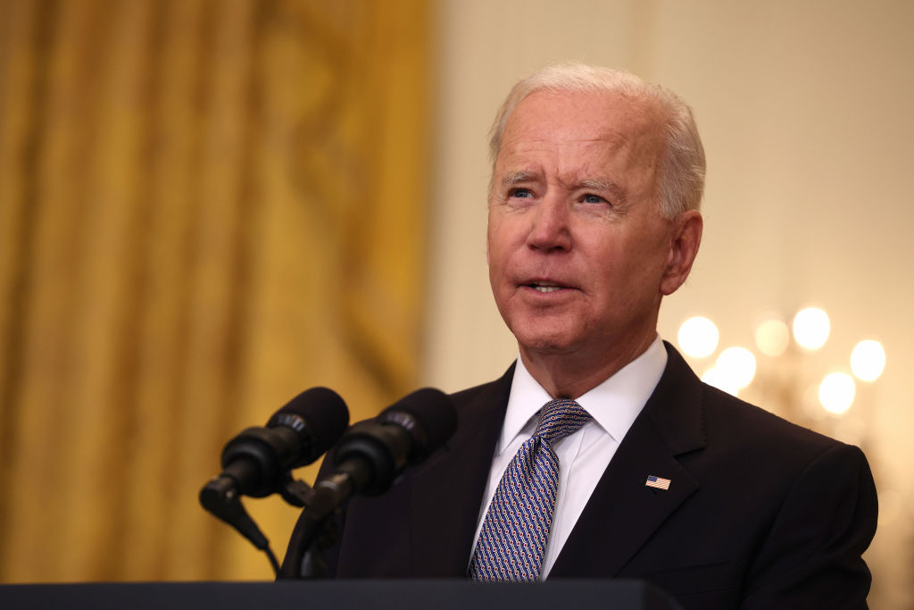 President Biden Delivers Remarks On Administration's COVID-19 Response