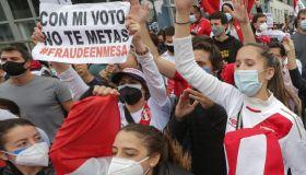 PERU-ELECTION-RUNOFF-FUJIMORI