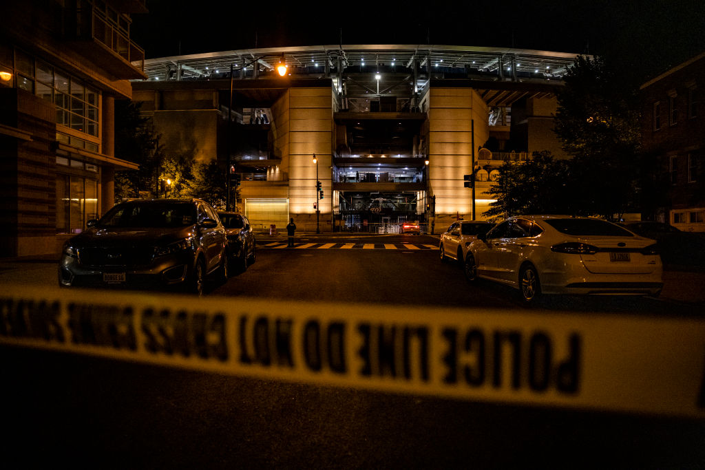 Shooting Reported Near Nationals Park In Washington DC