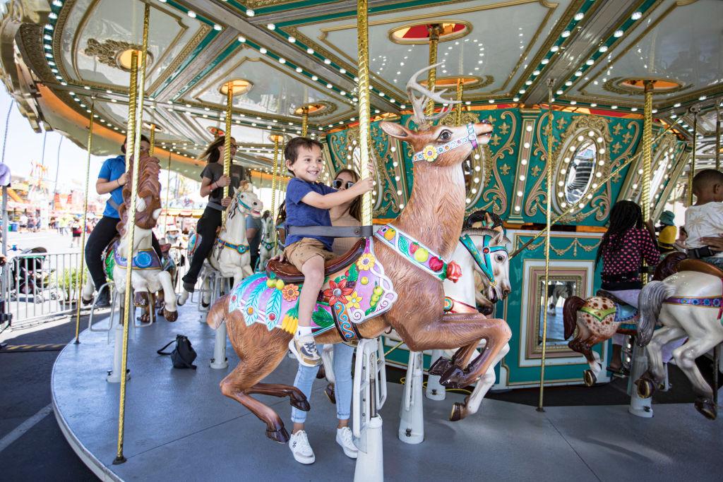 2021 San Diego County Fair Opening Weekend