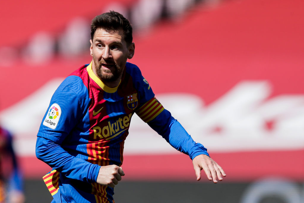 FC Barcelona v Atletico Madrid - La Liga Santander