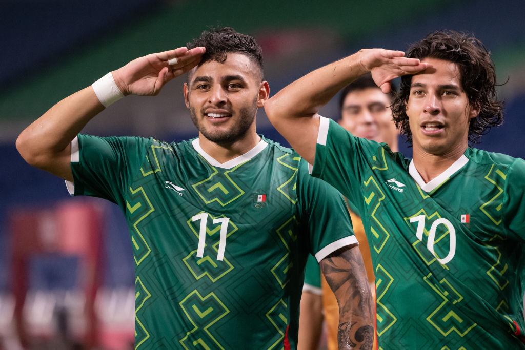 Mexico v Japan: Bronze Medal Match: Men's Football - Olympics: Day 14