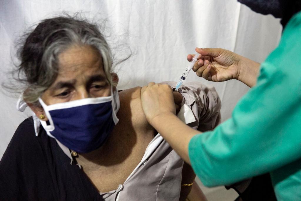 Vaccines Arrive In Bangladesh's Rohingya Refugee Camps