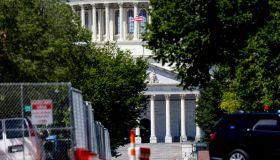 US Capitol Police investigating suspicious vehicle