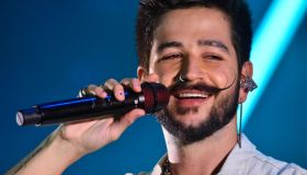 Colombian Singer-songwriter And Producer Camilo Performs For The First Time In Spain
