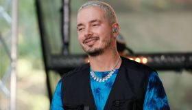 """J Balvin Performs On NBC's """"Today"""""""