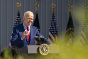 President Biden Delivers Remarks About Keeping Students Safe In Classrooms
