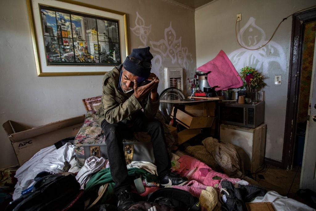 Los Angeles Criminalizes Homelessness