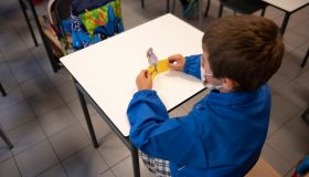 Schools Gradually Reopen In Italy With New Covid-19 Vaccine Pass Rules