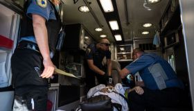 EMS Crews In Kentucky Face Rising Number Of COVID-19 Cases