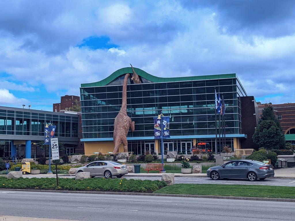 Children's Museum of Indianapolis,