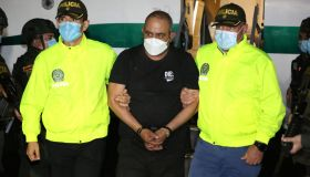 Colombia captures country's most wanted drug trafficker